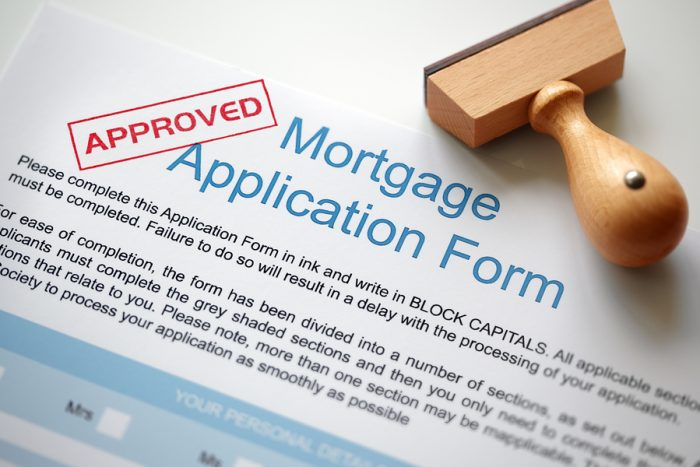 application mortgage broker